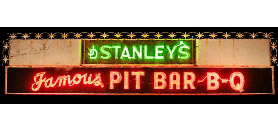 Stanleys BBQ logo